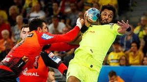 NGuessan, con ocho goles, uno de los mejores
