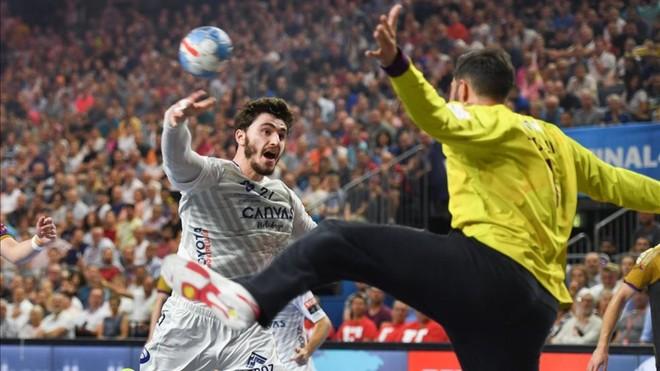 El 'verdugo' del Barça Lassa, ¡flamante campeón de Europa!