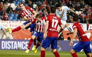 Pablo Hernández marcó así el 0-1