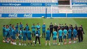 El partido entre el Sabadell y el Alcorcón se suspendió de forma errónea