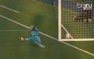 Penalti Valencia Youth League