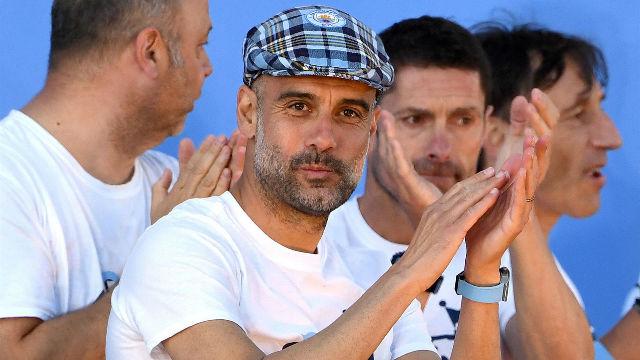 Pep Guardiola: Barcelona es el club de mi corazón, pero en Inglaterra he conseguido lo más díficil