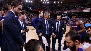 Pesic, convencido de que el Barça tendrá su oportunidad en Estambul