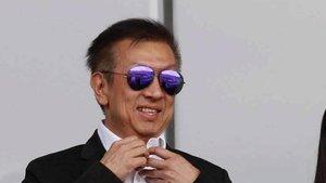 Peter Lim ha comido con Mendes antes del Valencia-Manchester United