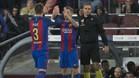 Piqué se perderá el partido ante Las Palmas