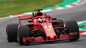 ¿Por qué este Ferrari es perseguido por la Policía de República Checa?