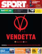 La portada del sábado 12 de marzo