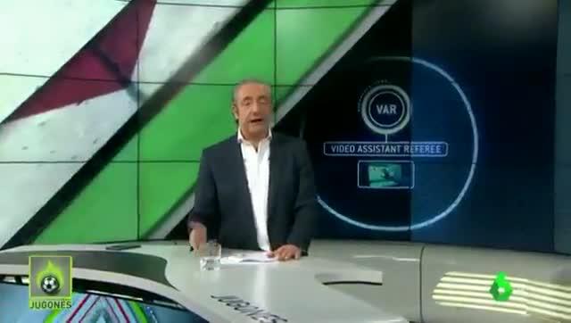 La prensa de Madrid contra el VAR