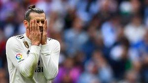 El Real Madrid sólo ha marcado un gol en los últimos 119 remates