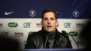 Robert Moreno, entrenador del AS Monaco