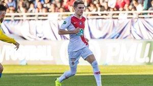 Robert Navarro ya ha debutado en partido oficial con el Mónaco