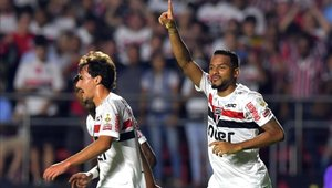 Sao Paulo consigue una valiosa victoria en su cancha