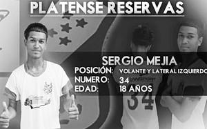 Sergio Mejía falleció a los 18 años