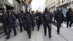 El sindicato Unificado de la Policía ha denunciado la invasión de competencias
