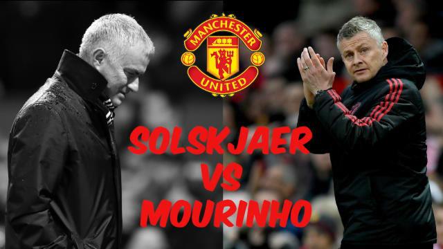 Solskjaer vs Mourinho: es otro Manchester United