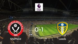 Triunfo del Leeds United ante el Sheffield Utd (0-1)