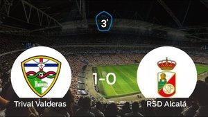 El Trival Valderas vence 1-0 y se lleva los tres puntos