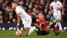 United y PSG fueron multados tras la ida de los octavos de Champions