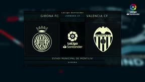 El Valencia sobrevive a Montilivi en el último susprio