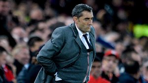 Valverde, entrenador del Barça