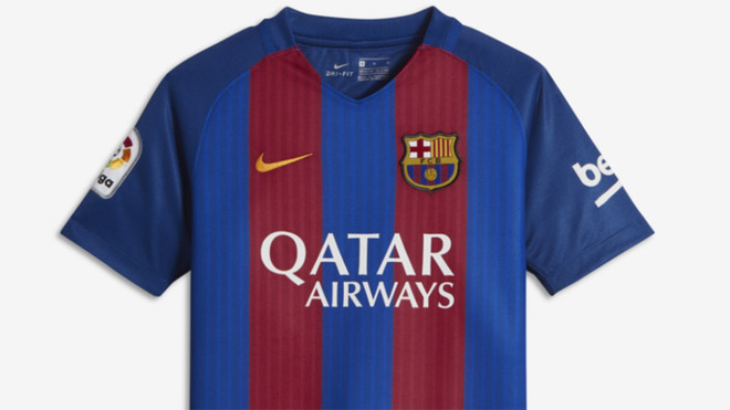 Camiseta FC Barcelona Temporada 2016-2017