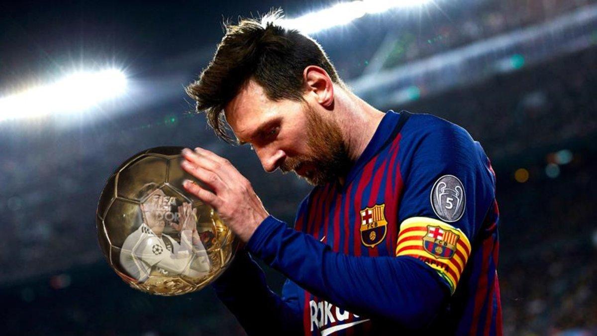 Leo Messi, favorito para conquistar el Balón de Oro 2019