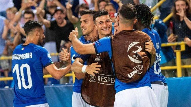 La Italia de Chiesa amarga el debut de España