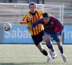 15.Sergio Busquets 2007-2008