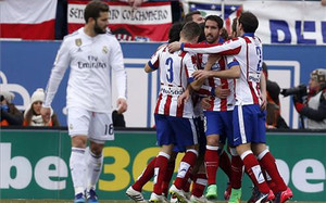 Atlético y Real Madrid se verán las caras en los cuartos de final de la Champions