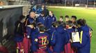 El Barça debutó con victoria en el MIC