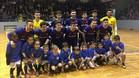El Barça Lassa provocó el delirio en Balaguer