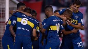 Boca es líder en Argentina