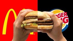 Burger King y Nesquik le ganan la batalla a McDonalds y Colacao en Twitter