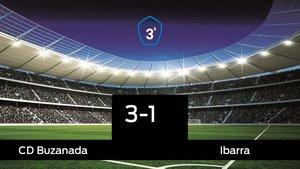 El Buzanada venció como local al Ibarra