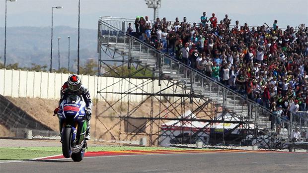 El circuito de Motorland Aragón del GP de Aragón de MotoGP (ES)