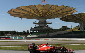 F1 GP Malasia