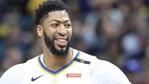 Davis se unirá a Lebron James en Los Ángeles Lakers
