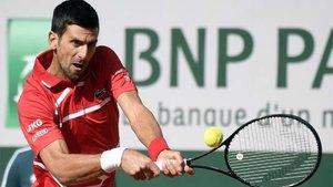 Djokovic suma su segundo triunfo en París