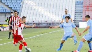 Empata el Almería con un gol de José Carlos Lazo (ES)