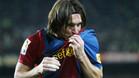 Ese día Messi vivió su primera gran noche de gloria en el Camp Nou