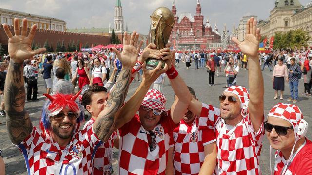 ¿Francia o Croacia? ¿Qué selección la lió más en la previa de la Final?