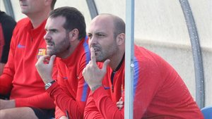 Gabri y Jorquera serían los elegidos por Piqué para dirigir al FC Andorra