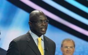 George Weah será el presidente de Liberia