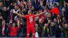 Haaland derribó la puerta de la Champions League