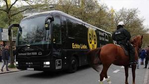 Han detenido al presunto autor del ataque al Dortmund
