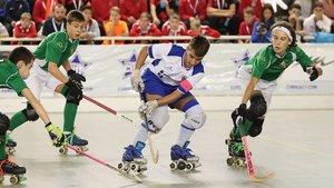 El Hockey de Europa es citado en Vilanova y la Geltrú