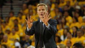 Kerr reconoció el impacto en el equipo de la refriega entre Green y Durant