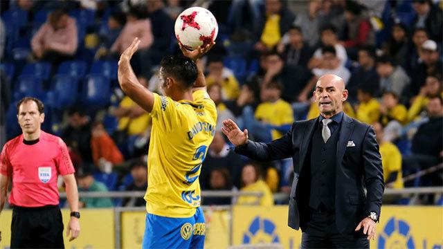 LACOPA   UD Las Palmas - Valencia (1-1)