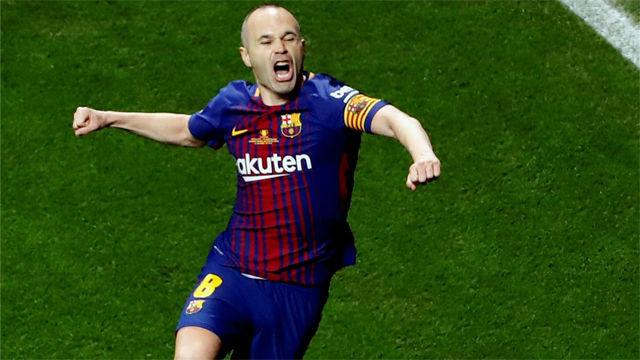 LACOPA | Sevilla - FC Barcelona (0-5): Iniesta dejó su sello en la final de Copa con un golazo