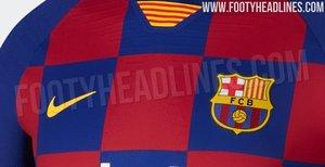 Las imágenes oficiales de la camiseta de la próxima temporada, desveladas en Footyheadlines